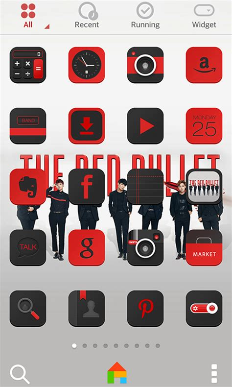 theme google bts bts bullet line launcher theme android apps on google play