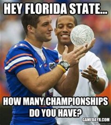 Florida State Memes - go gators on pinterest florida gators university of