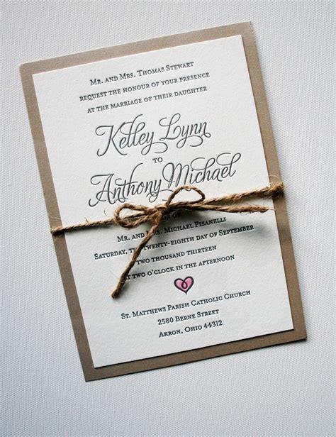 Custom Invitations, Unique Wedding Invitations, Watercolor Art & Personalized Stationery