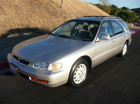 1997 Honda Accord Mpg by 1997 Honda Accord Ex 4dr Wagon In Pinole Ca Clean Machines
