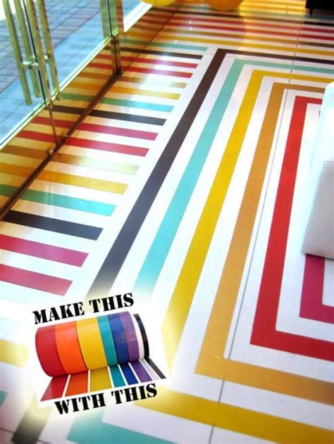 colorful duct 33 awesome diy duct projects and crafts