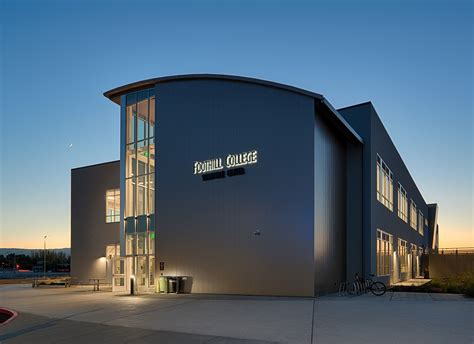 design center foothill foothill college lionakis
