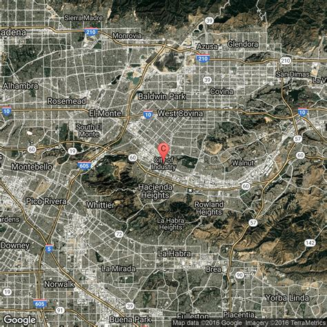city of industry ca map things to do in city of industry california usa today