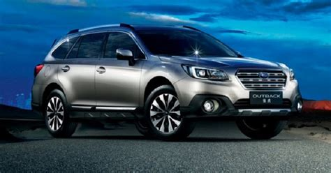 new subaru 2018 outback 2018 subaru outback redesign changes turbo colors engine