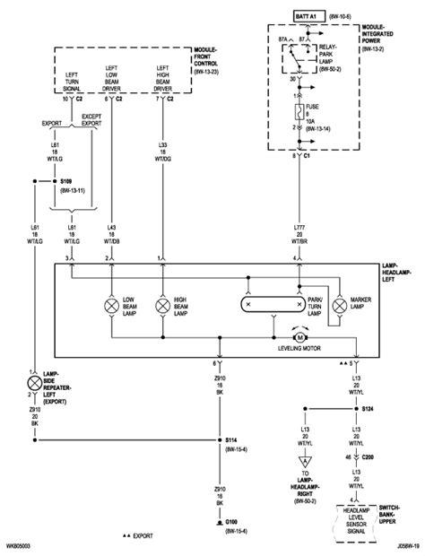 2006 jeep commander controls diagram jeep auto parts