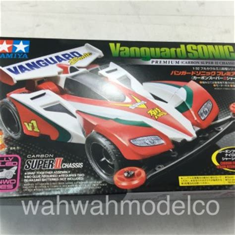 Vanguard Sonic 2 Carbon mini 4wd car kit archives page 2 of 5 wah wah model shop