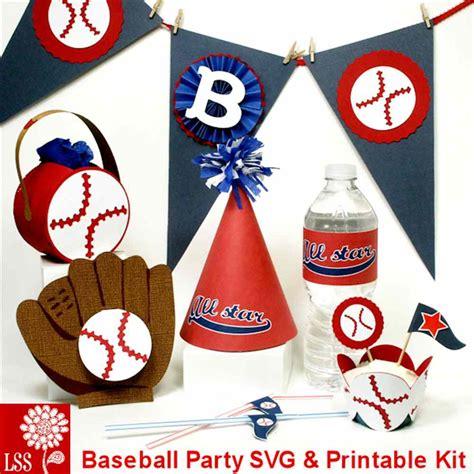 printable baseball birthday decorations baseball party printables b lovely events
