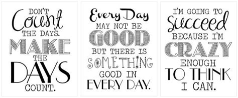 printable daily inspirational quotes 10 best images about free printables on pinterest canvas
