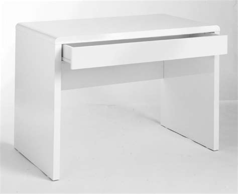 white high gloss office desk high gloss white office desk exile office reality