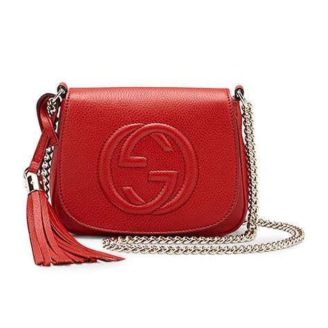 Gucci Crossbody Bag Gucci Soho Crossbody Bag What We D Positively To