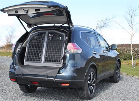 Nissan X Trail For Dogs by Car Cages Crates Transit Boxes For Nissan Xtrail