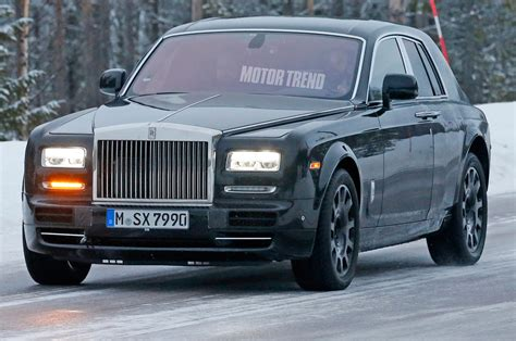 rolls royce suv rolls royce cullinan suv prototype caught cold weather testing