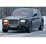 Report Rolls Royce Cullinan Really Won't Be An SUV