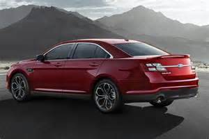 2015 Ford Taurus Review 2015 Ford Taurus New Car Review Autotrader