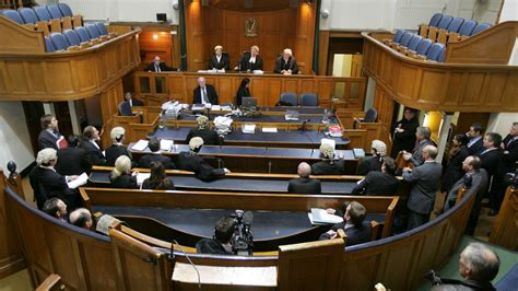 Justice Court Criminal Search Judge Pessimistic About Establishment Of Second Special Criminal Court