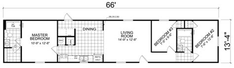 Dealer Floor Plan Loans by Huntersville 14 X 66 880 Sqft Mobile Home Factory Expo