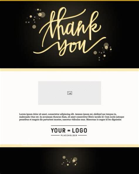 thank you for your purchase email template just released 14 new winter email template designs