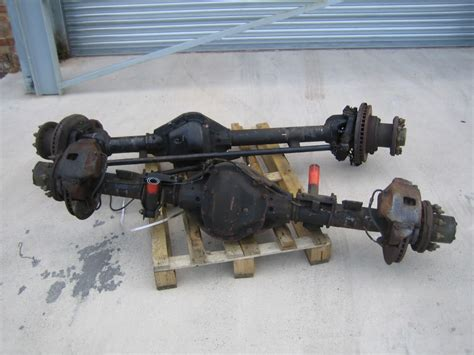 Disc Brake Isuzu Panther 23 25 Fr info about dan 70 and 80 axles pirate4x4 4x4 and