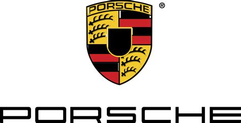 porsche vector porsche logo vector black wide clip website
