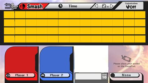 Super Smash Bros Wii U Character Roster Base By Mathew Swift Va On Deviantart Smash Bros New Character Template