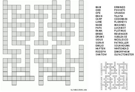 pictures free printable crossword puzzles best games 5 best images of printable puzzle games for adults