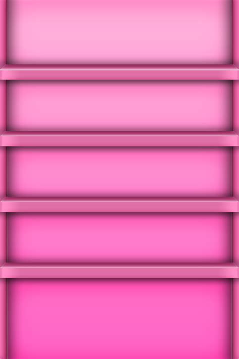 Pink Shelf by Pink Shelf Iphone Wallpaper Hd