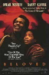 danny glover oprah winfrey danny glover movie posters beloved movie poster oprah