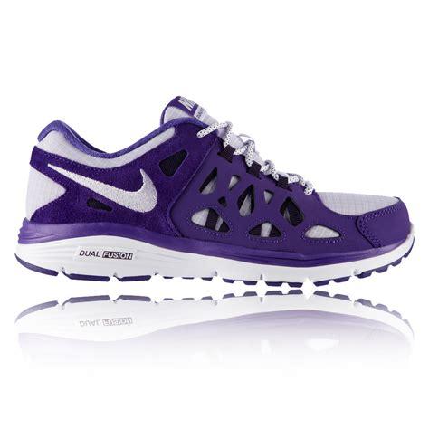 nike dual fusion running shoes nike dual fusion run 2 junior running shoes 50