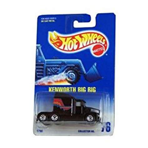 Truck Kenworth Wheels Workhorse Blue Card kenworth big rig wheels 076 blue card 1 64 scale