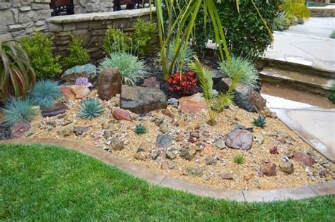 rocks in garden 20 diy ideas for garden decor with pebbles and stones