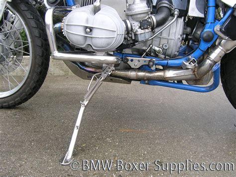 Motorrad Zubeh R Seitenst Nder by Seitenst 228 Nder Abgebrochen R 100 Gs