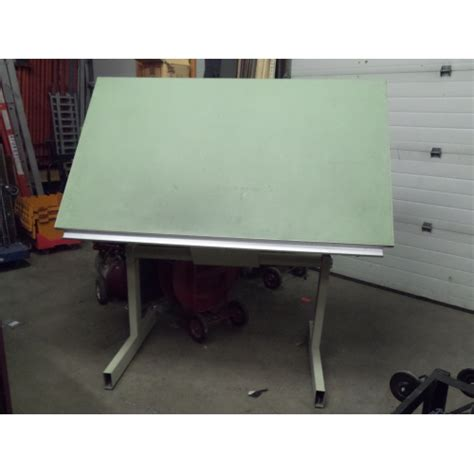 Norman Wade Radius Tension Drafting Table 72 X 43 Norman Wade Drafting Table