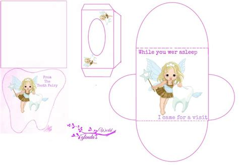 123 best images about tooth fairy printables crafts on