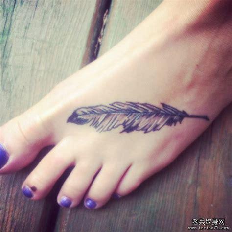 纹身图案大全 羽毛大雁纹身图案 雕龙刺青