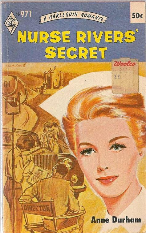 Novel Harlequn vintage book rivers secret a harlequin novels vintage and