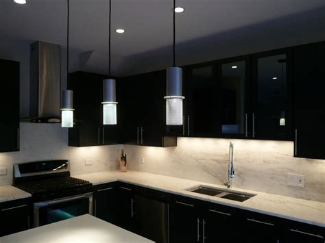 Black Cabinets In Kitchen by Black Kitchen Cabinets With Any Type Of Decor