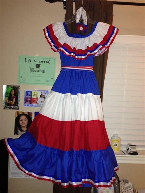 republic folkloric dress