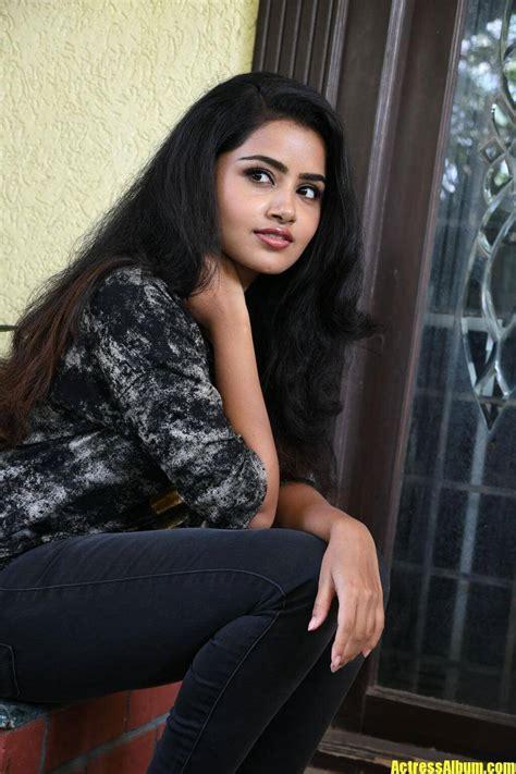 anupama parameswaran photo shoot stills actress album
