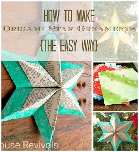 How To Make A Paper The Easy Way - how to make a folded paper the easy way
