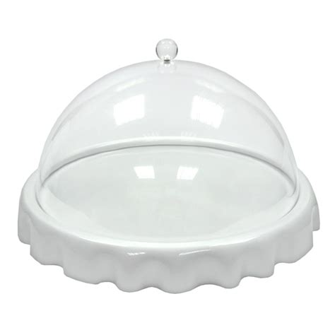 clear plastic l shade covers clear plastic cake stand cover 12 quot diameter round buy