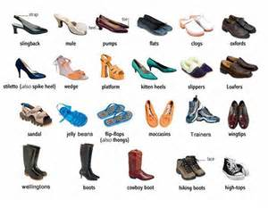 Kinds Of Best 25 Types Of Shoes Ideas On Types Of