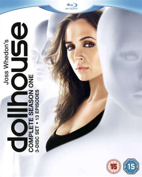 doll house series dollhouse series 1 complete dvd zavvi com