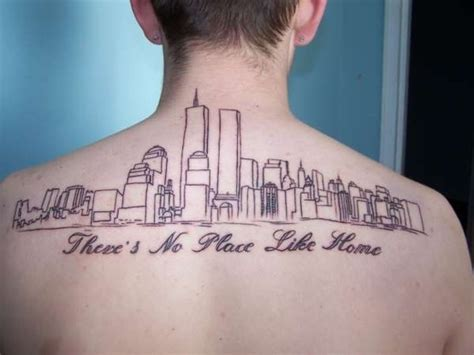 city skyline tattoo designs skyline designs ideas and meaning tattoos for you