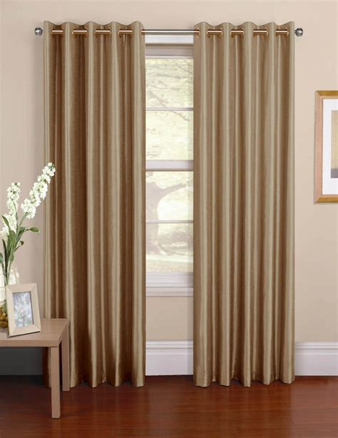 eyelet drapes latte venezia eyelet curtains free uk delivery terrys