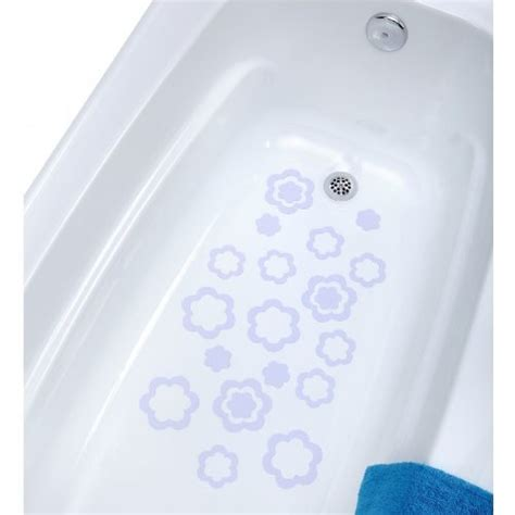 bathtub non slip treads bath treads non slip mat applique bathtub tub shower feet standing easy install
