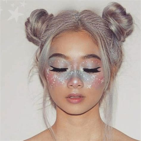 hairstyles space buns quot space buns quot are trending on pinterest allure
