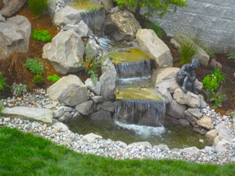 easy backyard pond ideas backyard pond ideas with waterfall easy backyard