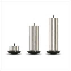 stainless steel adjustable bed legs