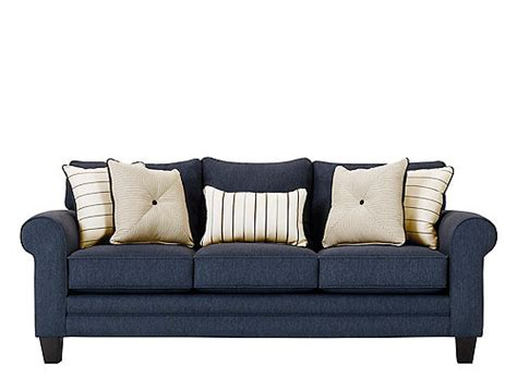 mckinley sofa raymour and mckinley sofa navy raymour flanigan
