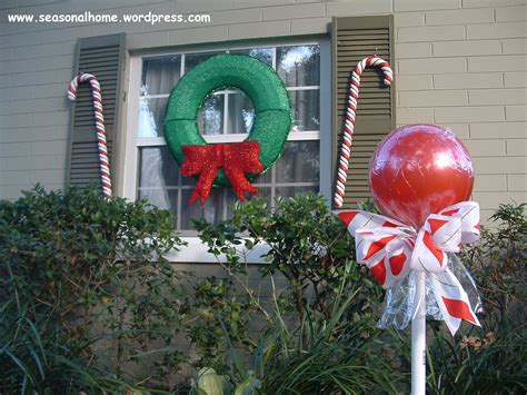 christmas plastic outdoor doors